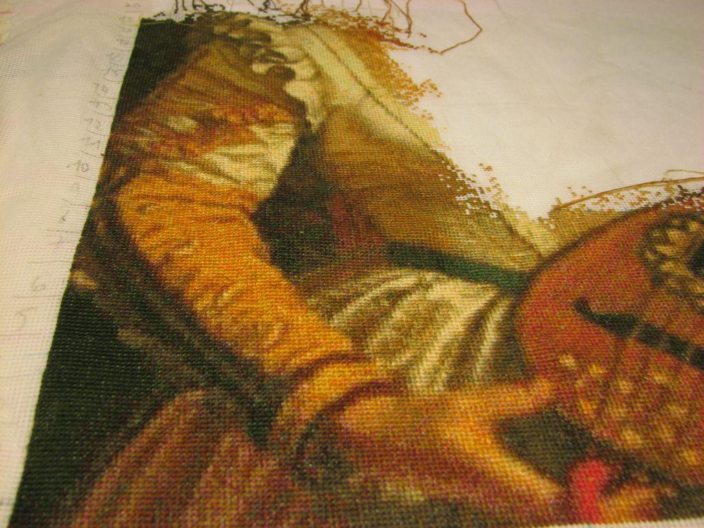 Схемы для вышивки крестом картин голден кит 3